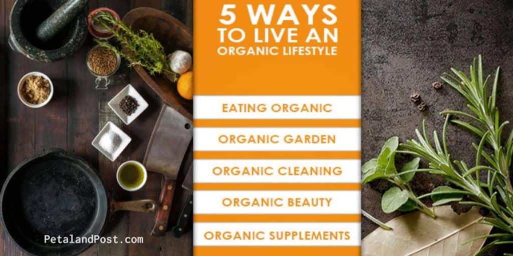 Living An Organic Lifestyle Image